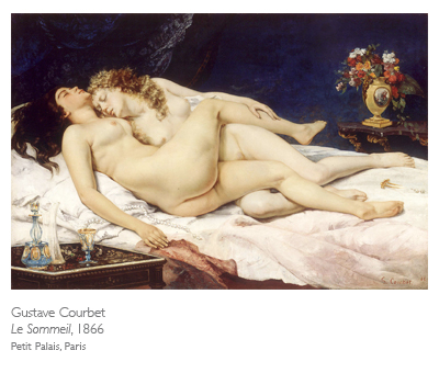 Gustave Courbet, Le Sommeil