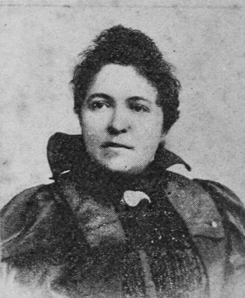 Marguerite Syamour, portrait photo, Benque