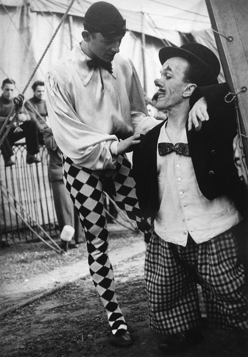 François Tuefferd, Little Billy, 1950, Bertram Mills Circus, Ascot